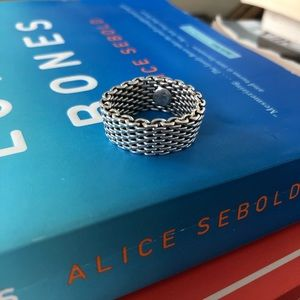 Tiffany & Co. Jewelry - *OPEN TO OFFERS* Tiffany somerset mesh ring